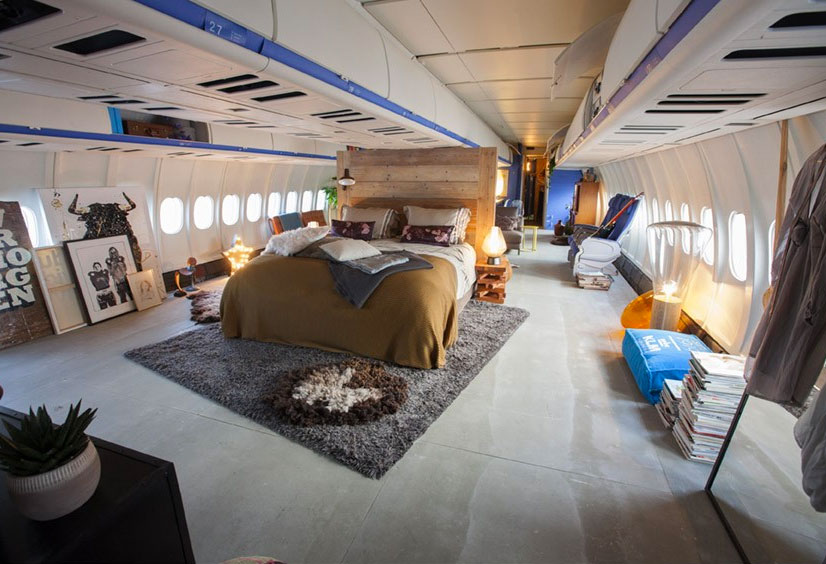 The Airplane Apartment